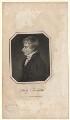 Henry Kirke White, by Samuel Freeman, after  Thomas Barber - NPG D8308