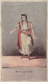 Dulcie Wilkinson (née Fry) as Lyiushee Lovel, by H. Brown, after  Unknown artist - NPG D8343