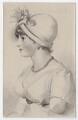 Priscilla Kemble (née Hopkins), by Richard James Lane, after  Sir Thomas Lawrence - NPG D8347
