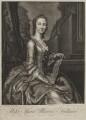 Anna Maria Falkner, by Andreas van der Mijn - NPG D8353