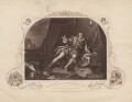 David Garrick as Richard III, by E.J. Portbury, after  William Hogarth - NPG D8363