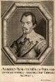 Albert, Duke of Friedland, by Johann Jakob Schollenberger - NPG D8367