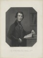 William Ewart Gladstone, by William Henry Mote, published by  George Virtue, after  Joseph Severn - NPG D8376