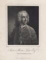 Stephen Martin Leake, by Thomas Milton, after  Robert Edge Pine - NPG D8386