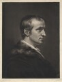 William Godwin, by George Dawe, after  James Northcote - NPG D8387