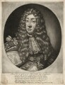 King James II, by Pieter Schenck, after  Unknown artist - NPG D8429