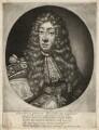 King James II, by Pieter Schenck, after  Unknown artist - NPG D8429