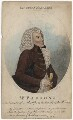 William Parsons as Alscrip, by James Parker, published by  John Sewell, after  Silvester Harding - NPG D8433