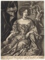 Mary of Modena as Duchess of York, published by Richard Tompson, after  Sir Peter Lely - NPG D8439