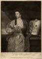 Mary (née Hill), Lady Broughton-Delves, by James Wilson, after  Sir Joshua Reynolds - NPG D844