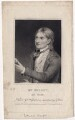 Edward Knight As Sim in O'Keefe's 'Wild Oats', by Thomas Wright, after  George Clint - NPG D8444