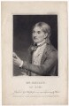 Edward Knight As Sim in O'Keefe's 'Wild Oats', by Thomas Wright, after  George Clint - NPG D8446