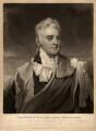 Richard Griffin (né Aldworth Neville), 2nd Baron Braybrooke, by and published by Charles Turner, after  John Hoppner - NPG D851