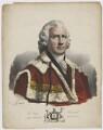 Henry Dundas, 1st Viscount Melville, by Antoine Maurin, printed by  François Le Villain, after  Sir Henry Raeburn - NPG D8517