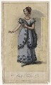 Mary Ann Paton (Mrs Wood) as Amazitli, by A. Easto, after  Thomas Charles Wageman - NPG D8531