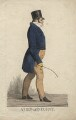 'A view of Nugent' (George Nugent Grenville, Baron Nugent), by and published by Richard Dighton - NPG D8554