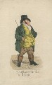 Mr Read ('If you'd know who this is, Read'), by and published by Robert Dighton Jr - NPG D8558