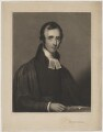 Richard Waldo Sibthorp, by James Scott, published by and after  Edward Turtle - NPG D8573