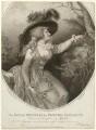 Princess Elizabeth, Landgravine of Hesse-Homburg, by William Ward, after  Johann Heinrich Ramberg - NPG D8577