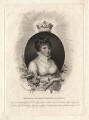 Princess Elizabeth, Landgravine of Hesse-Homburg, by Edward Scriven, after  Sir William Beechey - NPG D8578
