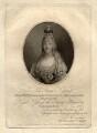 Charlotte Augusta Matilda, Princess Royal, by Peltro William Tomkins - NPG D8583