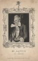 Henry Gatti as Monsieur Marbleu in Moncrieff's 'Monsieur Tonson', by Rogers, after  Michael William Sharp - NPG D8590