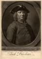 Jack Bristowe, by John Faber Jr, after  John Shackleton - NPG D861