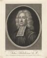 John Hutchins, by J. Collimore, after  Charles Bestland - NPG D8641