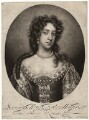 Mary of Modena, by Robert Williams, published by  Edward Cooper, after  Willem Wissing - NPG D8658