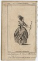 Priscilla Kemble (née Hopkins) when Miss Hopkins; as Lavinia in 'Titus Andronicus', after James Roberts - NPG D8664