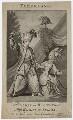 John Palmer; Priscilla Kemble (née Hopkins) (as Bajazet and Selima in Collier's 'Selima and Azor'), by Walker, after  John James Barralet - NPG D8670