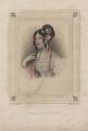 Eliza Paton, by A. Wilson, published by  John Lothian, after  Robert McInnes - NPG D8681