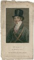 John Isaacs as Hawthorn in Bickerstaff's 'Love in a Village', by James Thomson (Thompson), published by  Simpkin and Marshall, published by  Clement Chapple, after  Thomas Clater - NPG D8691