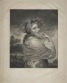 Emma Hamilton as a Bacchante, after Sir Joshua Reynolds - NPG D8700