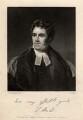 Thomas Arnold, by Benjamin Holl, after  Thomas Phillips - NPG D8740