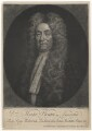 Sir Hans Sloane, Bt, by John Faber Jr, published by  Robert Sayer, after  Thomas Murray - NPG D8749