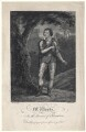 William Woods as Glenalvon, by Daniel Lizars, after  Anthony Stewart - NPG D8795