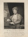 William Woollett, by Caroline Watson, published by  John Boydell, after  Gabriel Stuart - NPG D8796