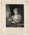 William Woollett, by Caroline Watson, published by  John Boydell, after  Gabriel Stuart - NPG D8797