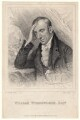 William Wordsworth, by Henry Meyer, published by  Henry Colburn, after  Richard Carruthers - NPG D8807