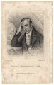 William Wordsworth, by Henry Meyer, published by  Henry Colburn, after  Richard Carruthers - NPG D8813