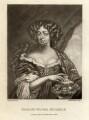 Sophia Bulkeley (née Stuart), by Robert Dunkarton, after  Henri Gascar - NPG D882