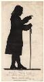 Daniel Wray, by Barak Longmate, published by  John Nichols, after  Mary Wray - NPG D8823