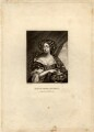 Sophia Bulkeley (née Stuart), by Robert Dunkarton, after  Henri Gascar - NPG D883