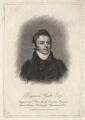 Benjamin Dean Wyatt, by Thomas Blood, published by  James Asperne, after  Samuel Drummond - NPG D8835