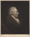 James Wyatt, by Charles Turner, after  Matthew Cotes Wyatt - NPG D8836