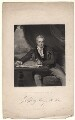 Sir Jeffry Wyatville, by John Henry Robinson, published by  Peter Jackson, after  Sir Thomas Lawrence - NPG D8840