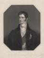 John Henry Manners, 5th Duke of Rutland, by Joseph Brown, after  J. Robson - NPG D8881