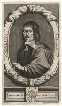 William Somner, by Michael Burghers, after  Unknown artist - NPG D8896