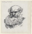 Anthony Trollope, by Harry Furniss - NPG D89